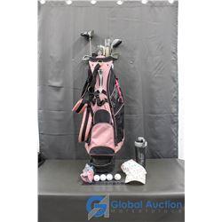 Pink Callaway Golf Bag