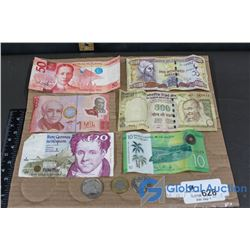 Various Foreign Currency