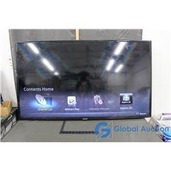 "Samsung 55"" LED 3D Flat Screen TV, model UN55FH6030F, Working"