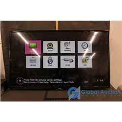 "LG 40"" TV Flat Screen, Working"