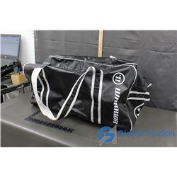 Warrior Hockey Bag
