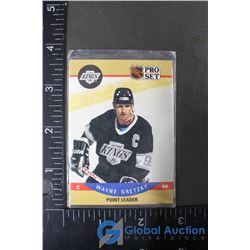 Wayne Gretzky ProSet Hockey Card