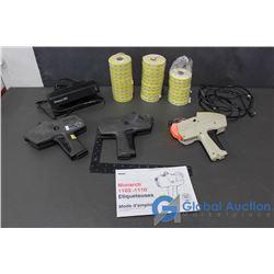 Retail Sticker Guns and Accessories