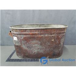 Copper Boiler - No Lid
