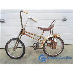 Vintage Kids Supercycle w/Banana Seat