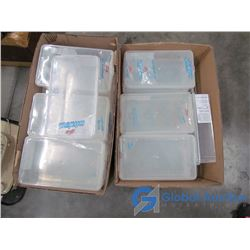 (50) Plastic Candy Containers