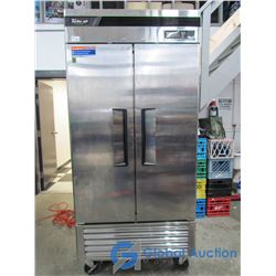Turbo Air TSF-35SD Double Door Commercial Freezer