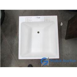 Plastic Laundry Sink