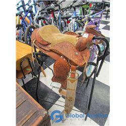 Junior Western Saddle