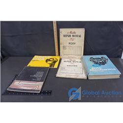 Vintage Car Manuals