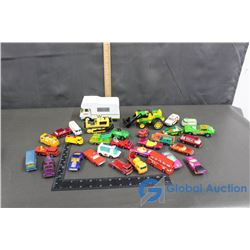 Toy Car Lot