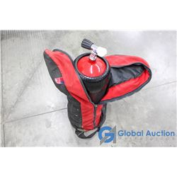 Scuba Tank in Carring Case