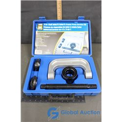 3-in-1 Ball Joint/U-Joint/C-Frame Press Service Kit
