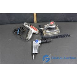 Air Sander, Power Timing Light and Air Tool