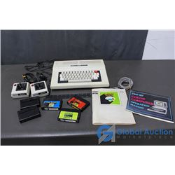 1981 Radio Shack Tandy Home Computer System (Consoles & Games Working)