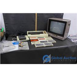 1982 Commodore VIC20 Personal Home Computer