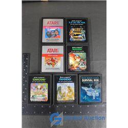 (7) Atari Video Games (1978-82)