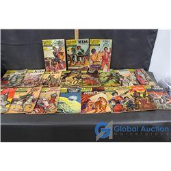 (19) Classic Illustrated Comics (Dated 1957-1968)