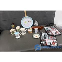 Home Decor & Kitchen Items