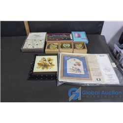 Assorted Greeting Cards & Compact Mirrors