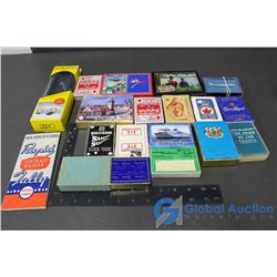 Assortment of Playing Cards