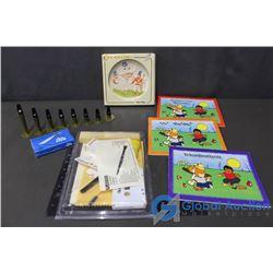 Flute Cleaning Kit, Decorative Plate, Frybread by Ferguson Plain Books