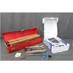 Tool Box, Dr Ho's Pain Therapy System & misc
