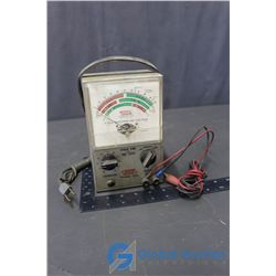 Eico Transformer and Yoke Testers