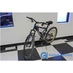 "Men's 26"" Hyper Mountain Bike (Black)"