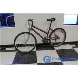 "Women's 26"" Rialto Mountain Bike (Purple)"