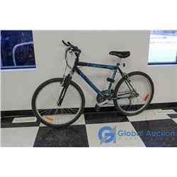 """Men's 26"""" Triumph Mountain Bike (Blue)"""