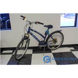 "Unisex 26"" Carrera Mountain Bike (Blue)"