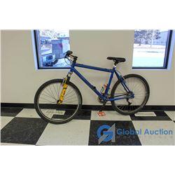 """Men's 26"""" Rocky Mountain Bike (Blue)"""