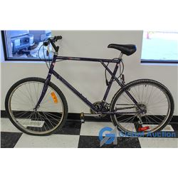 "Men's 26"" ZZZ Mountain Bike (Black)"