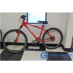 "Unisex 26"" Giant Mountain Bike (Red)"