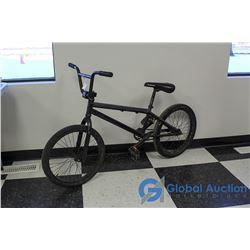 "Unisex 20"" BMX Bike (Black)"