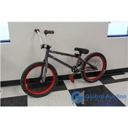 "Men's 20"" GT BMX Bike (Gray)"
