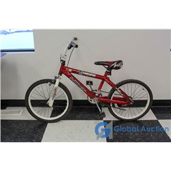 "Youth 20"" Next BMX Bike (Red)"