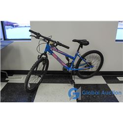 "Women's 24"" Movello Mountain Bike (Blue)"