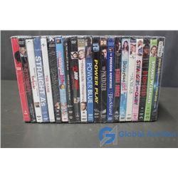 (21) DVD's