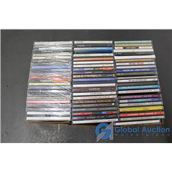 Assortment of CD's