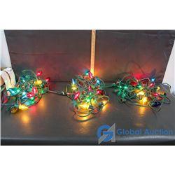 (3) Strings of Lights