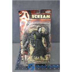 Scream Ghost Face Toy