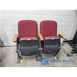 Double Professional Theatre Seats out of TCU Place
