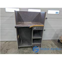 Portable Work Kiosk