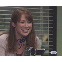 Ellie Kemper Signed The Office 8x10 Photo Psa Coa