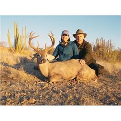 Celebrity Coues Deer Hunt with Tom Miranda