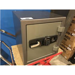 EAGLE ES-035 ELECTRONIC SAFE ($1400 RETAIL VALUE - KEYS & COMBO IN OFFICE)
