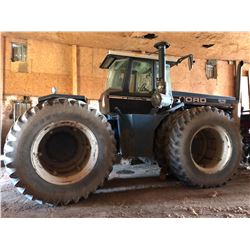 1993 FORD 876 TRACTOR