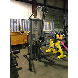 CYBEX 14220-90 COMMERCIAL CABLE PULL COLUMN MACHINE